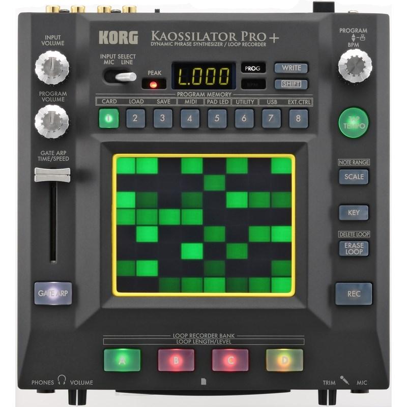 Modulo Sintetizador Kaossilator Pro+ Korg