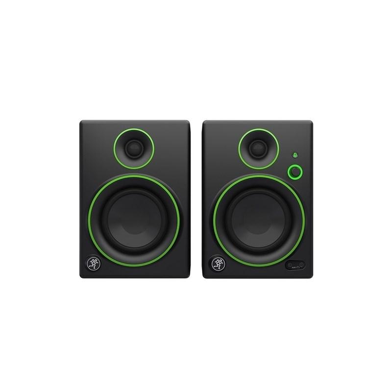 "Monitor 4"" 50w Multimidia Bluetooth CR4bt Par Mackie"
