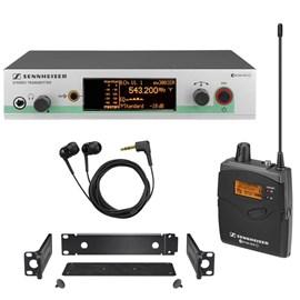 Monitor Auricular Sem Fio Ew-300 Iem G3 Sennheiser