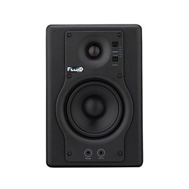 Monitor de Referencia F4 4'' (Par) 30W Fluid Audio - Preto (Black) (06)