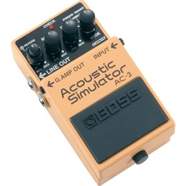 Pedal Acoustic Simulator AC 3 Boss