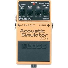 Pedal Acoustic Simulator AC-3 Boss