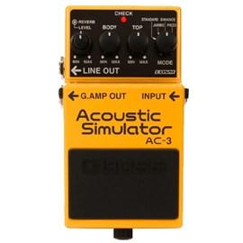 Pedal Acoustic Simulator AC-3 Boss
