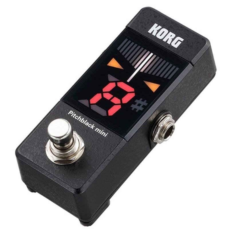 Pedal Afinador para Guitarra e Baixo Pitchblack PB-MINI Korg