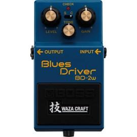 Pedal BD-2W Blues Drive Waza Craft Boss