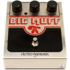 Pedal Big Muff Distortion Sustainer Electro-harmonix