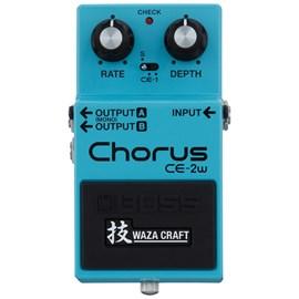 Pedal CE-2W - Waza Chorus Boss