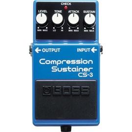 Pedal Compressor CS-3 Compression Sustainer Boss