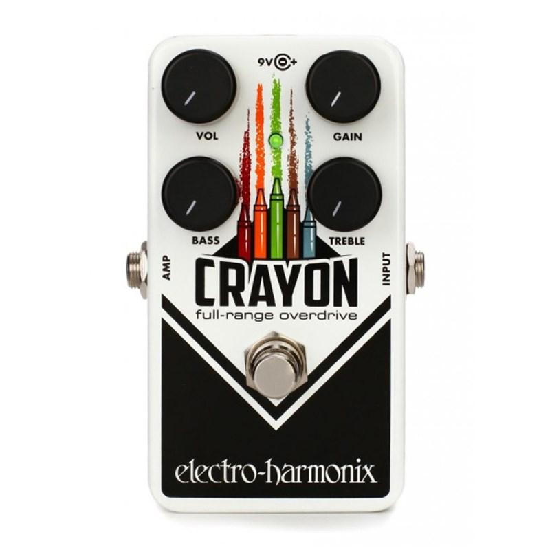 Pedal Crayon 69 - Full Range Overdrive Electro-harmonix