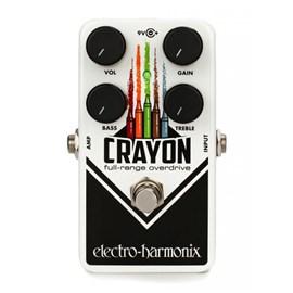 Pedal Crayon 69 Full Range Overdrive - NO ESTADO - SEM EMBALAGEM/CAIXA Electro-harmonix