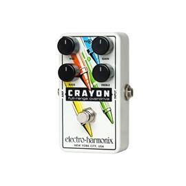 Pedal Crayon Full Range Overdrive - 76 Electro-harmonix