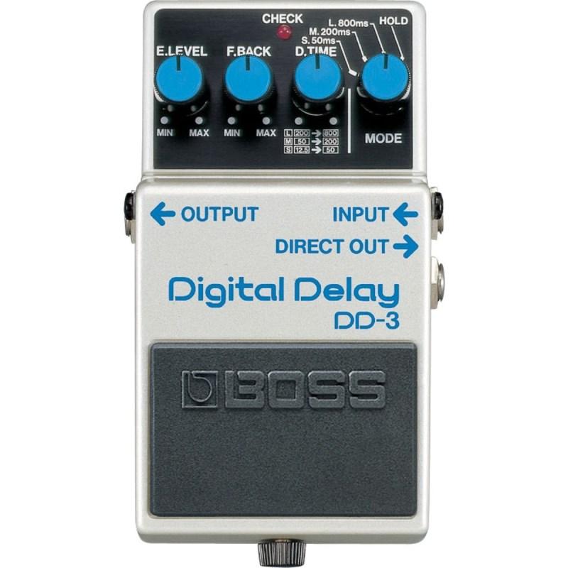 Pedal DD 3 Digital Delay Boss