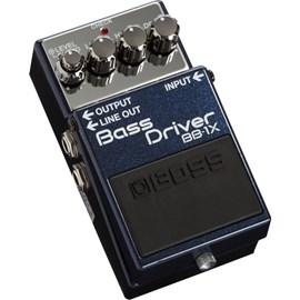 Pedal de Distorção para Contrabaixo BB 1X Bass Driver Boss