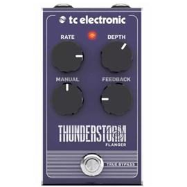 Pedal de Flanger Thunderstorm TC Electronic
