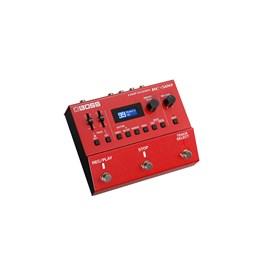 Pedal de Loop Vermelho para Guitarra RC-500 Boss