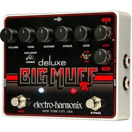 Pedal Deluxe Big Muff Pi (Distortion/fuzz/overdrive) Electro-harmonix