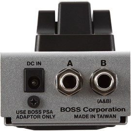 Pedal FS-7 Dual Footswitch Boss