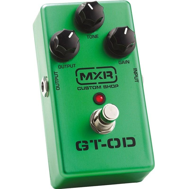 Pedal Gt-od Overdrive M193 MXR