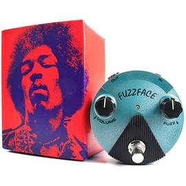 Pedal Jimi Hendrix Fuzz Face Mini MXR