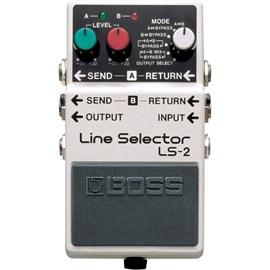 Pedal Line Selector LS-2 - A/B Box Boss