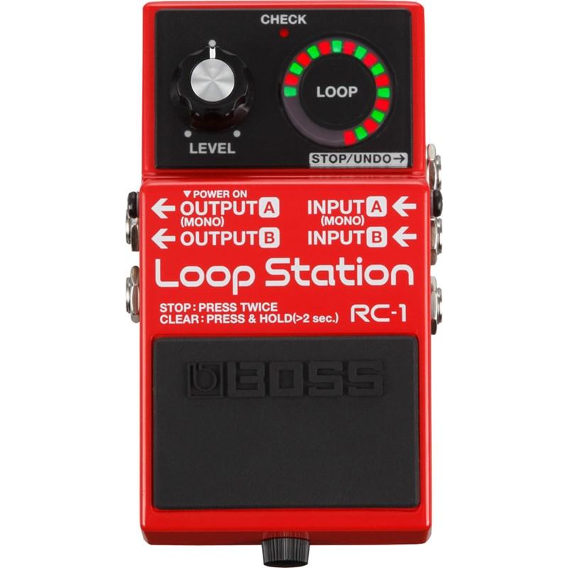 Pedal Loop Station RC 1 Boss