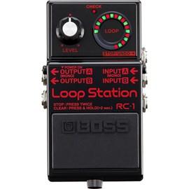 Pedal Loop Station RC1 Black Boss
