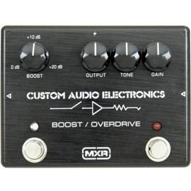 Pedal Mc-402 Custom Audio Eletronics Boost/overdrive MXR