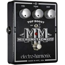 Pedal Micro Metal Muff Electro-harmonix