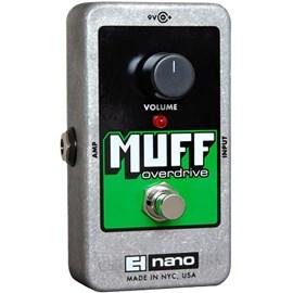 Pedal  Muff Overdrive Electro-harmonix