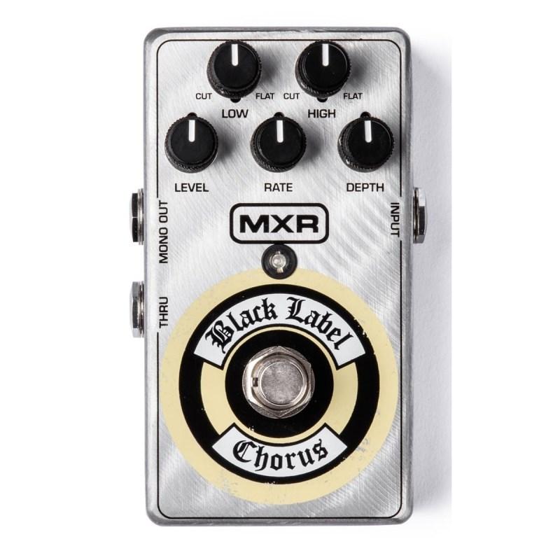 Pedal Mxr Black Label Chorus MXR