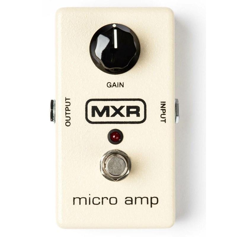 Pedal Mxr Micro Amp M-133 Boost MXR