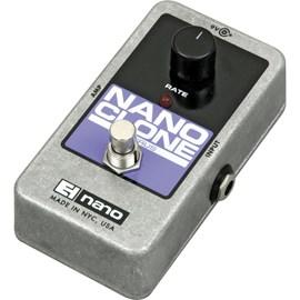 Pedal Nano Clone Chorus Analógico Electro-harmonix