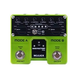 PEDAL P/ GUITARRA MOD FACTOR PRO TME1 Mooer