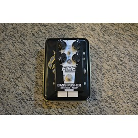 Pedal para Baixo Bass Pusher Fire Custom Shop