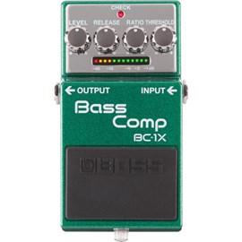 Pedal para Baixo BC-1X Bass Compressor Boss