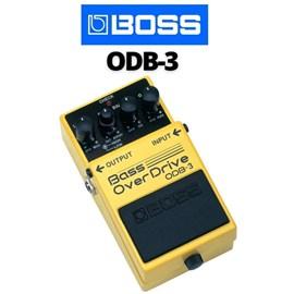 Pedal para Baixo ODB-3 Bass Overdrive Boss