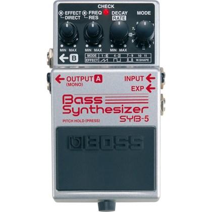 Pedal para Baixo SYB-5 Bass Synth Boss