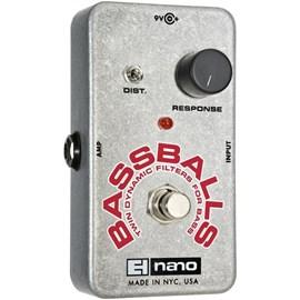 Pedal para Contrabaixo Nano Bassballs Envelope Filter Electro-harmonix