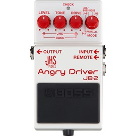 Pedal para Guitarra Angry Driver JB 2 Boss