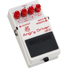 Pedal para Guitarra Angry Driver JB2 Boss