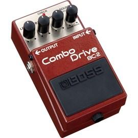 Pedal para Guitarra BC 2 Combo Drive Boss