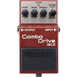 Pedal para Guitarra BC2 Combo Drive Boss