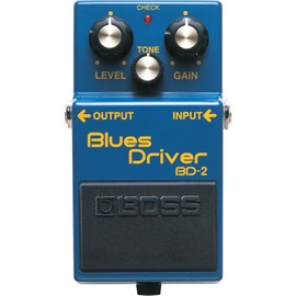 Pedal para Guitarra BD-2 Blues Driver Boss