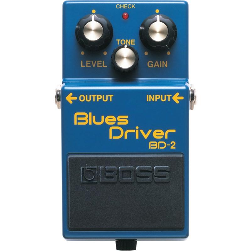 Pedal para Guitarra BD-2 Blues Driver Boss