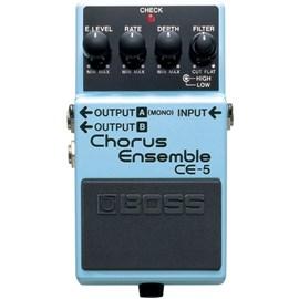 Pedal para Guitarra CE 5 Chorus Ensemble Boss