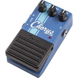 Pedal para Guitarra Chorus Fender