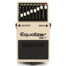 Pedal para Guitarra GE 7 Equalizer Boss