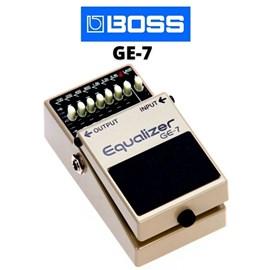 Pedal para Guitarra GE7 Equalizer Boss