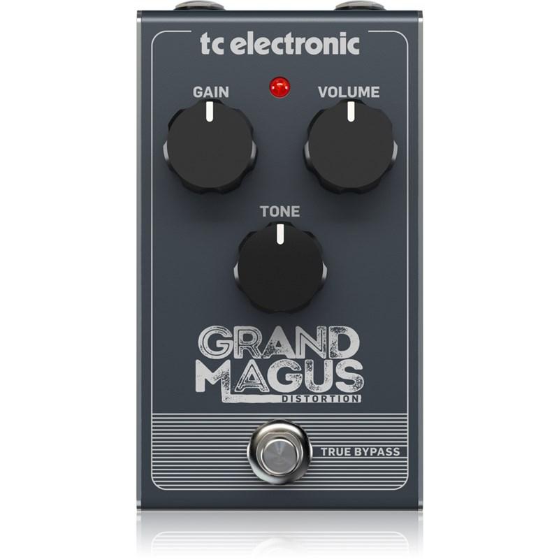 Pedal para Guitarra Grand Magus Distortion TC Electronic