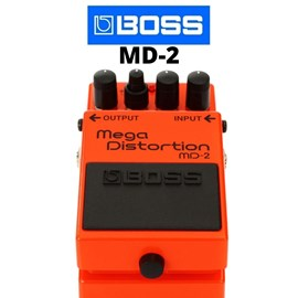 Pedal para Guitarra MD-2 Mega Distortion Boss